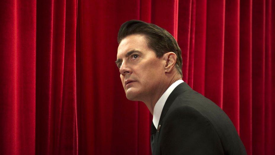 Kyle MacLachlan nella terza stagione di Twin Peaks
