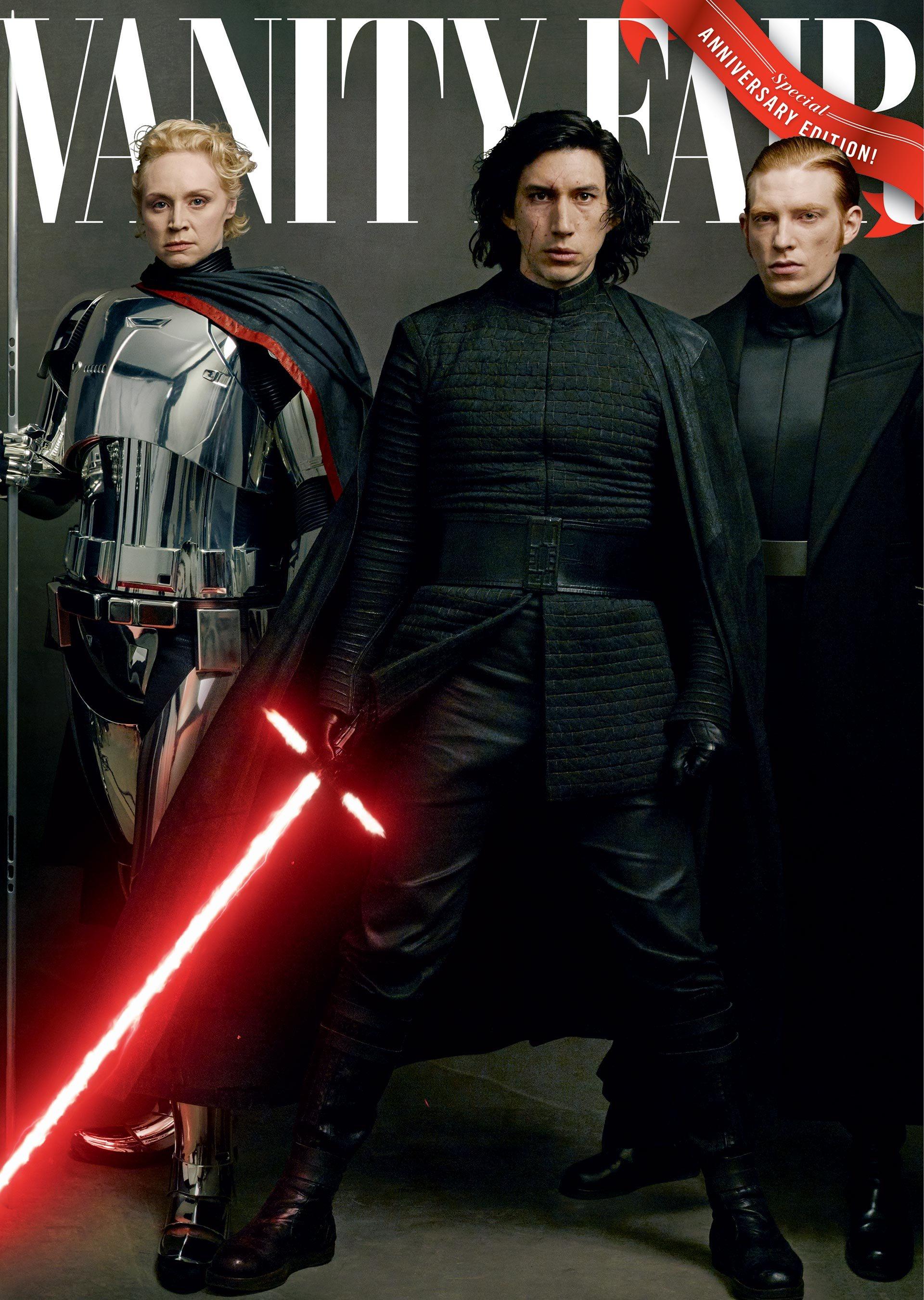 Gli ultimi Jedi: la copertina di Vanity Fair dedicata al First Order