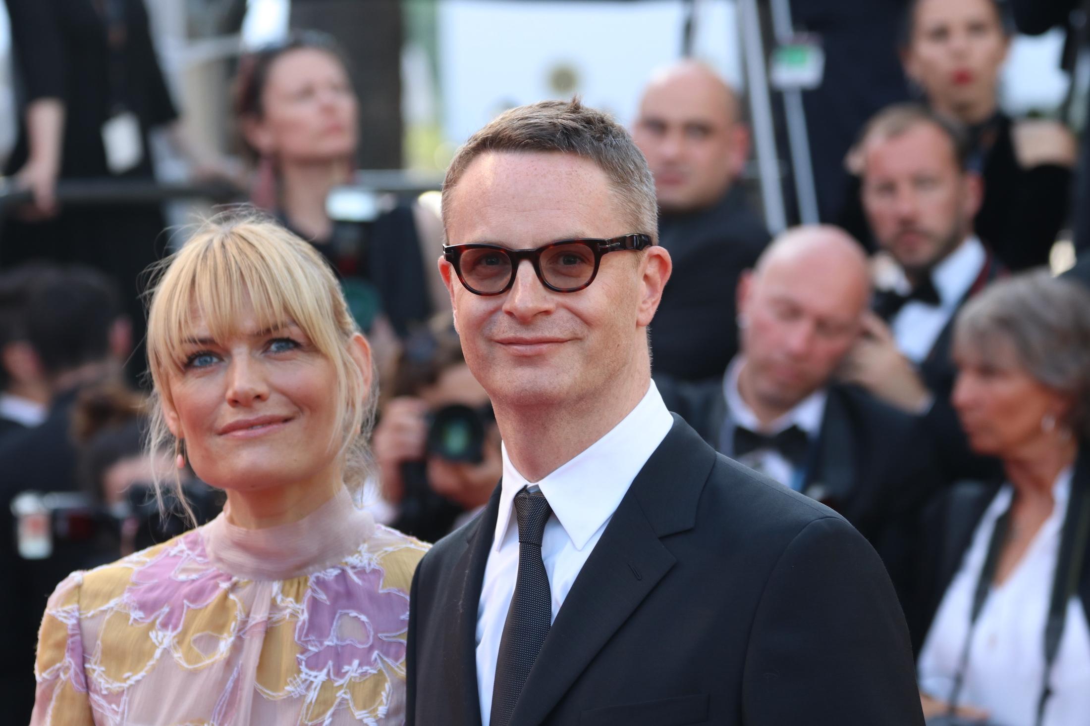 Cannes 2017: Nicolas Winding Refn sul red carpet per il settantesimo anno della manifestazione