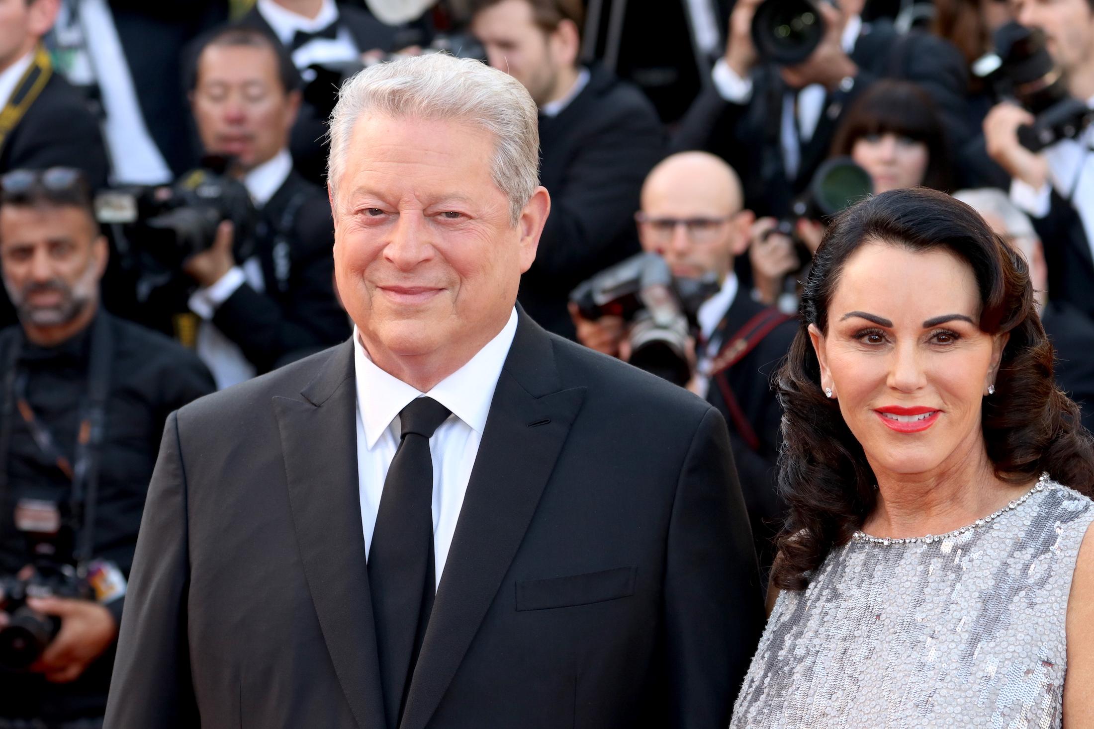 Cannes 2017: Al Gore sul red carpet per il settantesimo anno della manifestazione