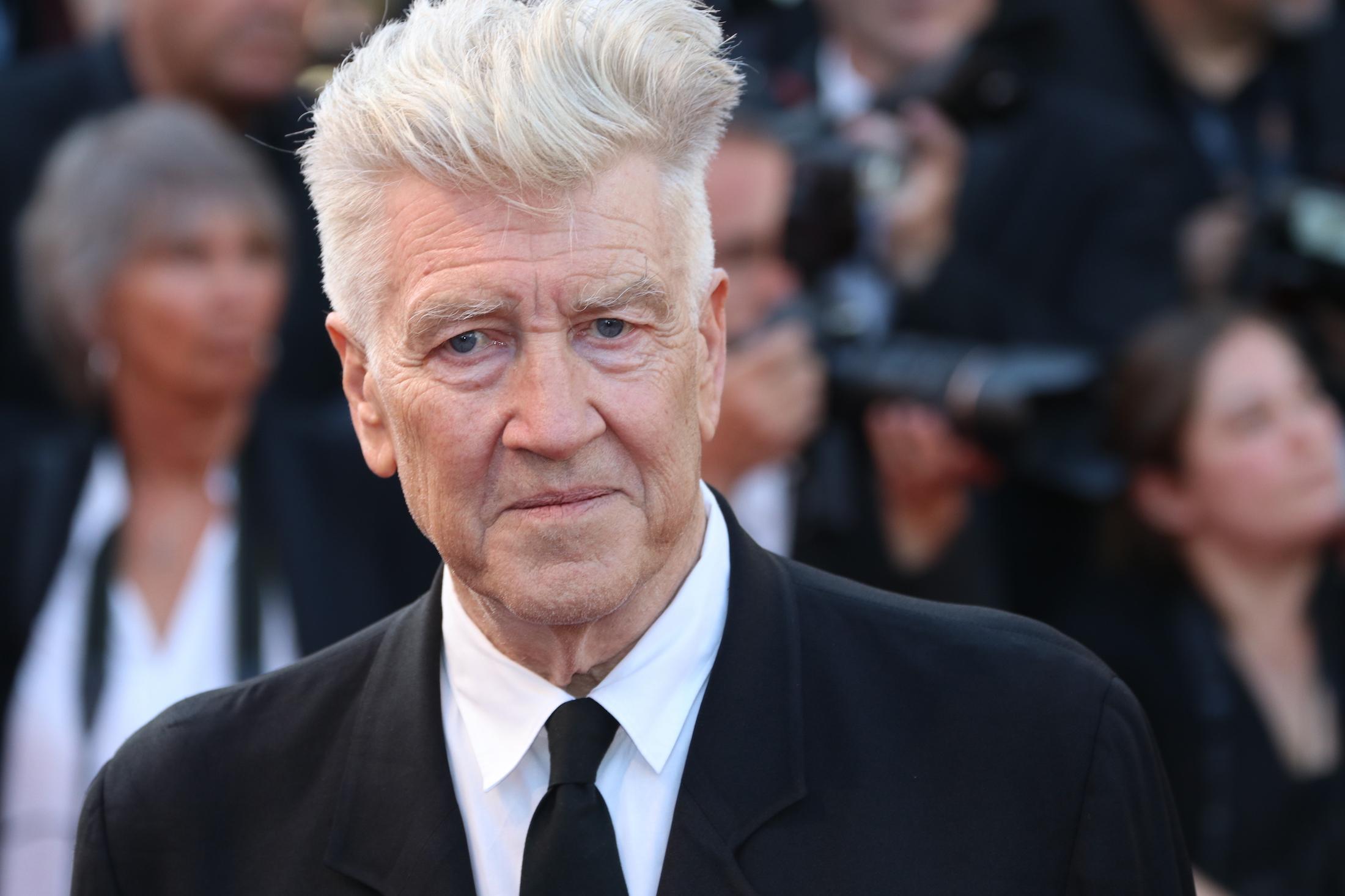 Cannes 2017: David Lynch sul red carpet per il settantesimo anno della manifestazione