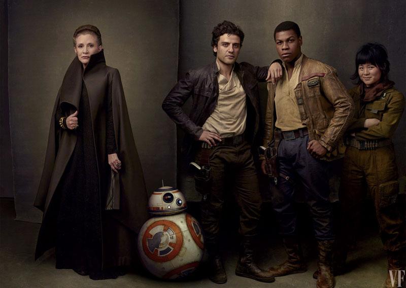 Star Wars: Gli ultimi Jedi - Un ritratto dedicato ai ribelli