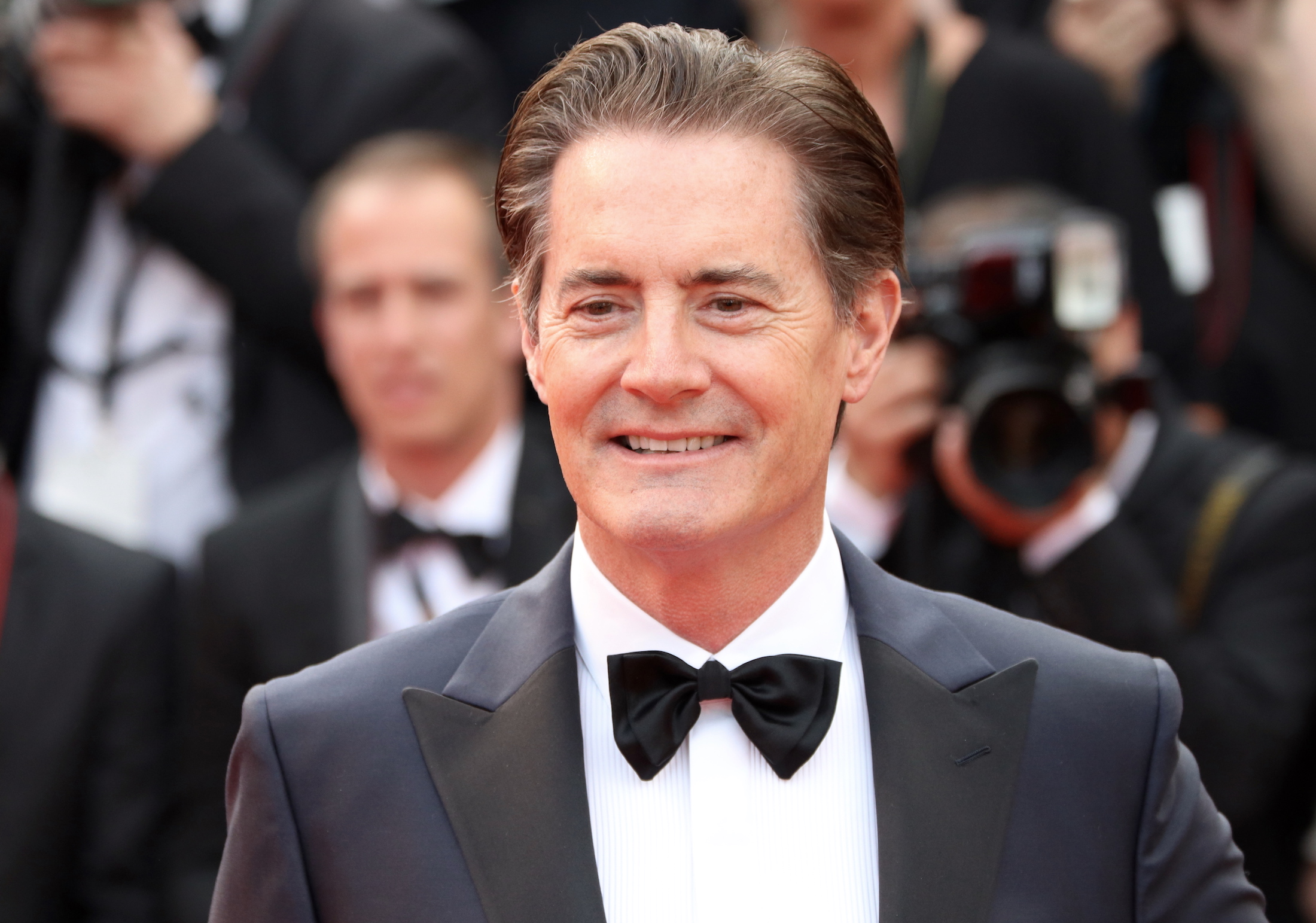 Cannes 2017: Kyle MacLachlan sul red carpet di Twin Peaks