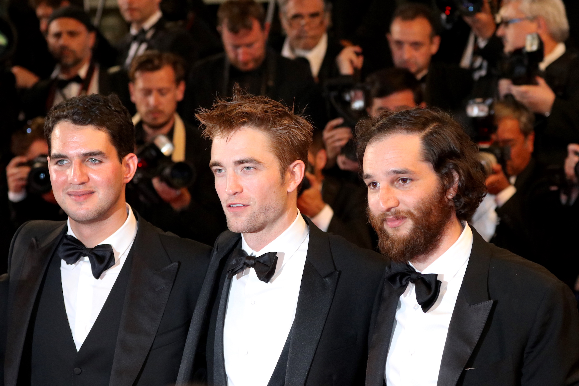 Cannes 2017: Robert Pattinson e i registi sul red carpet di Good Time