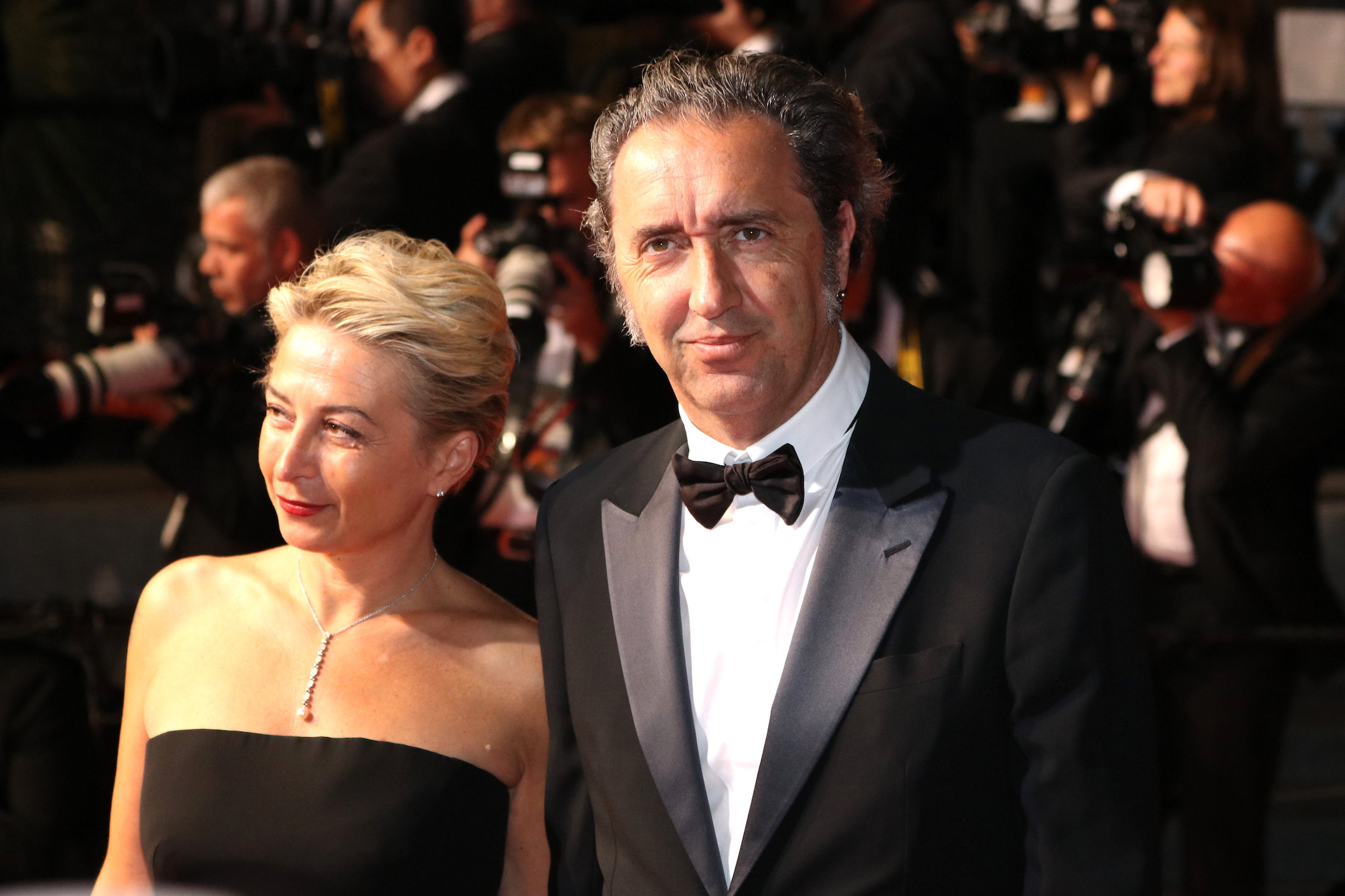 Cannes 2017: Paolo Sorrentino sul red carpet di In the Fade