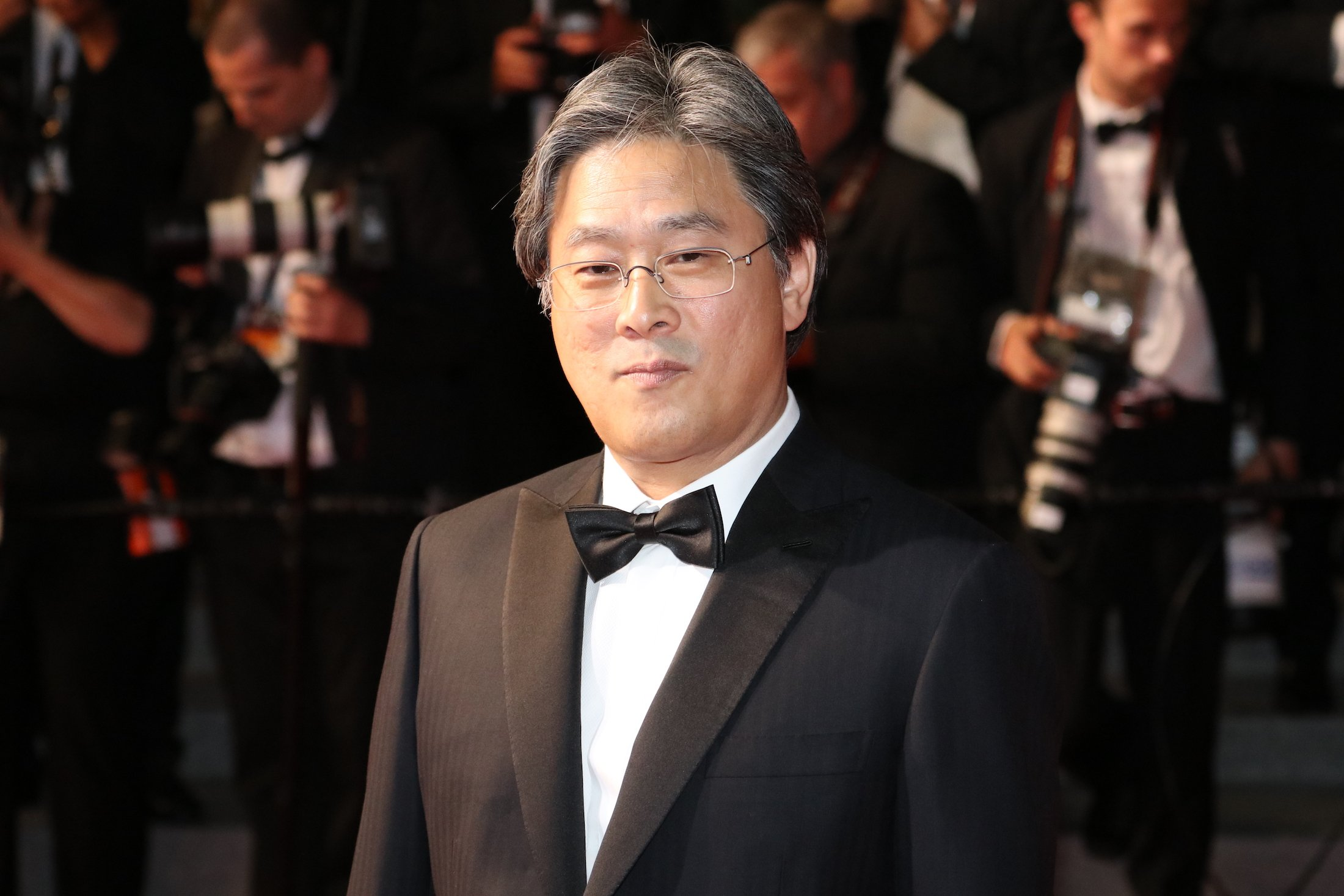Cannes 2017: Park Chan-Wook sul red carpet di In the Fade