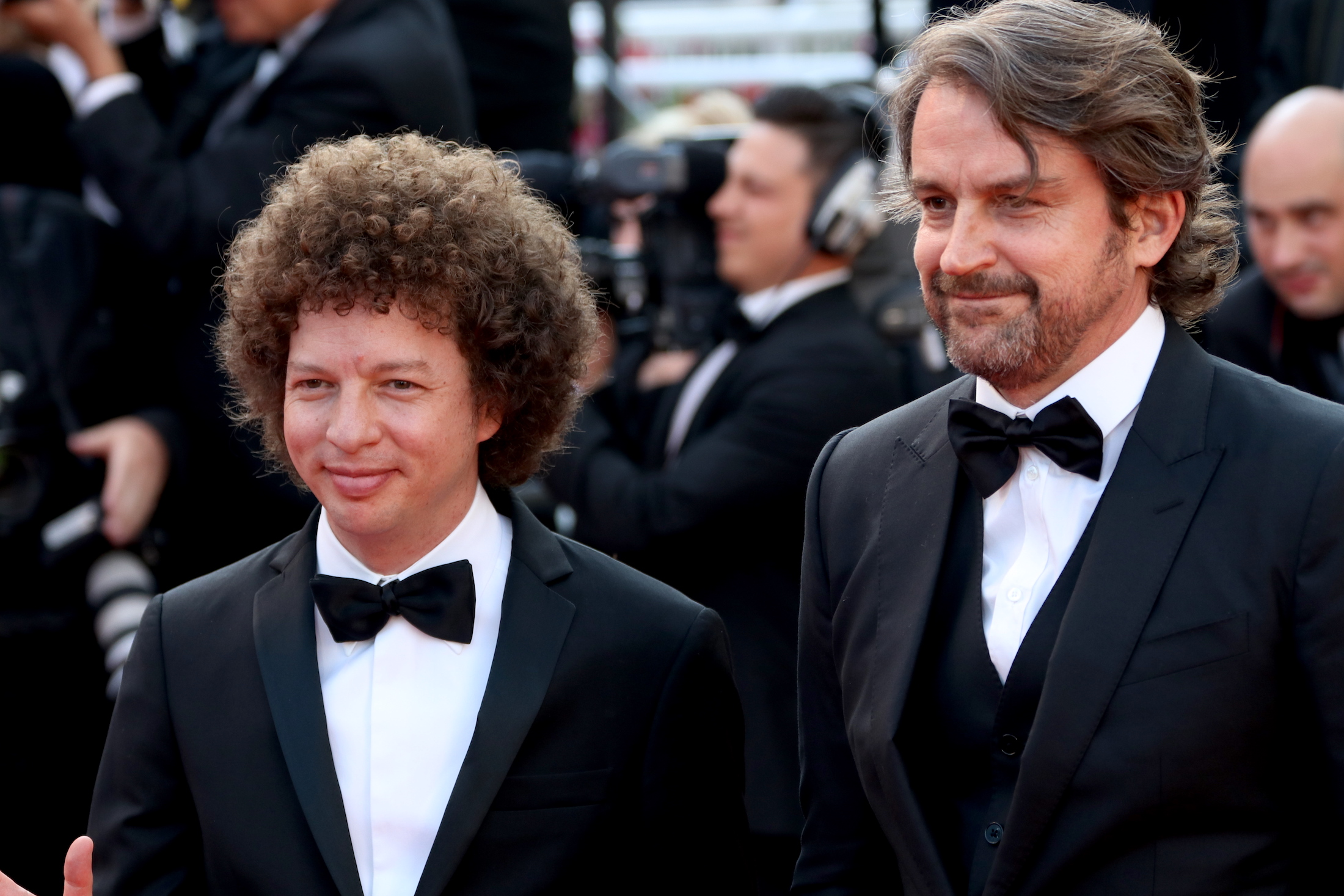 Cannes 2017: Michel Franco sul red carpet di Based on a True Story
