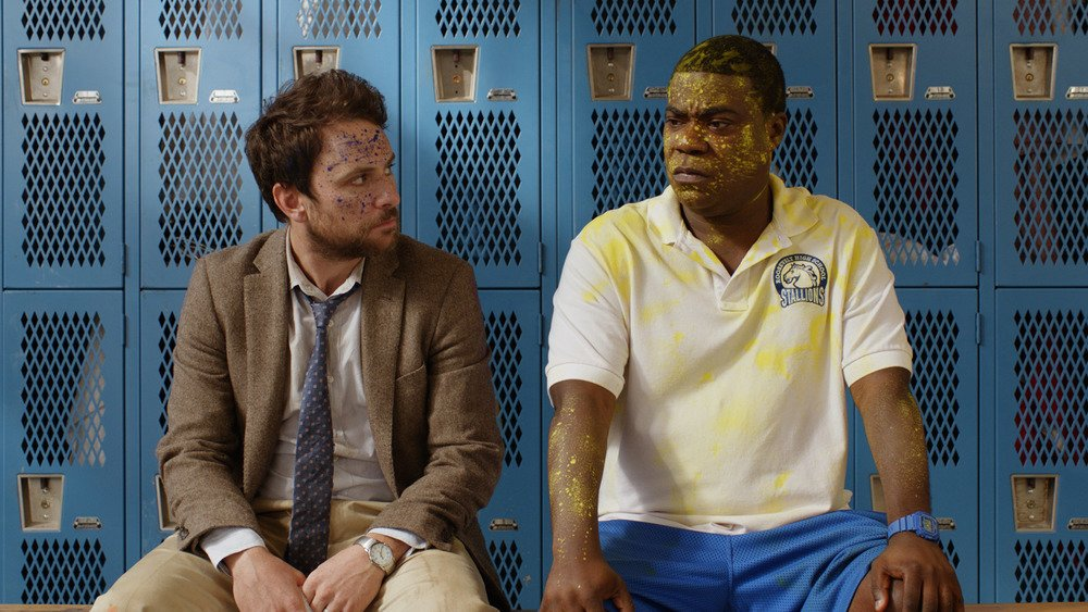 Botte da prof.: Charlie Day e Tracy Morgan in una scena del film