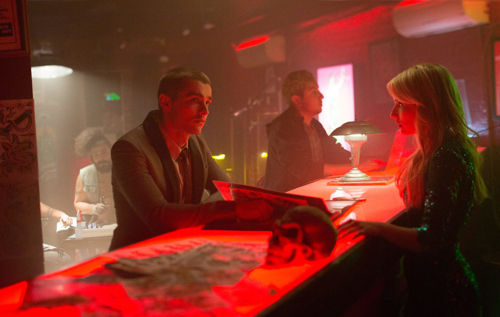 Nerve: Emma Roberts e Dave Franco in un momento del film