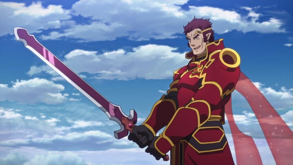 Sword Art Online. Ordinal Scale – The Movie: un momento del film animato