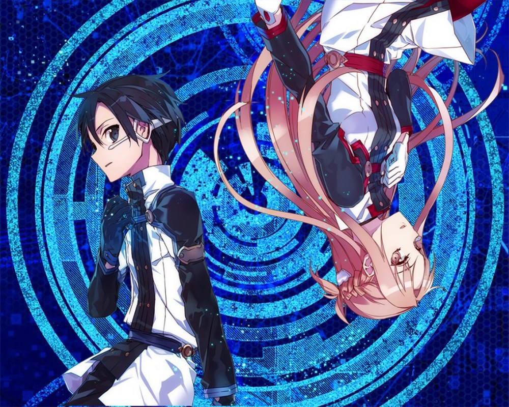 Sword Art Online. Ordinal Scale – The Movie: un'immagine tratta dal film d'animazione