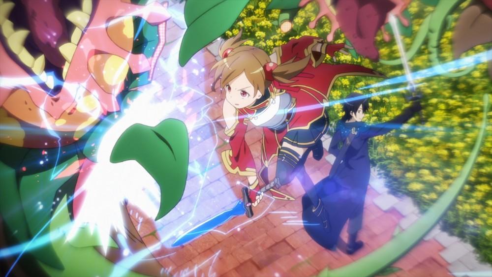 Sword Art Online. Ordinal Scale – The Movie: un'immagine del film d'animazione