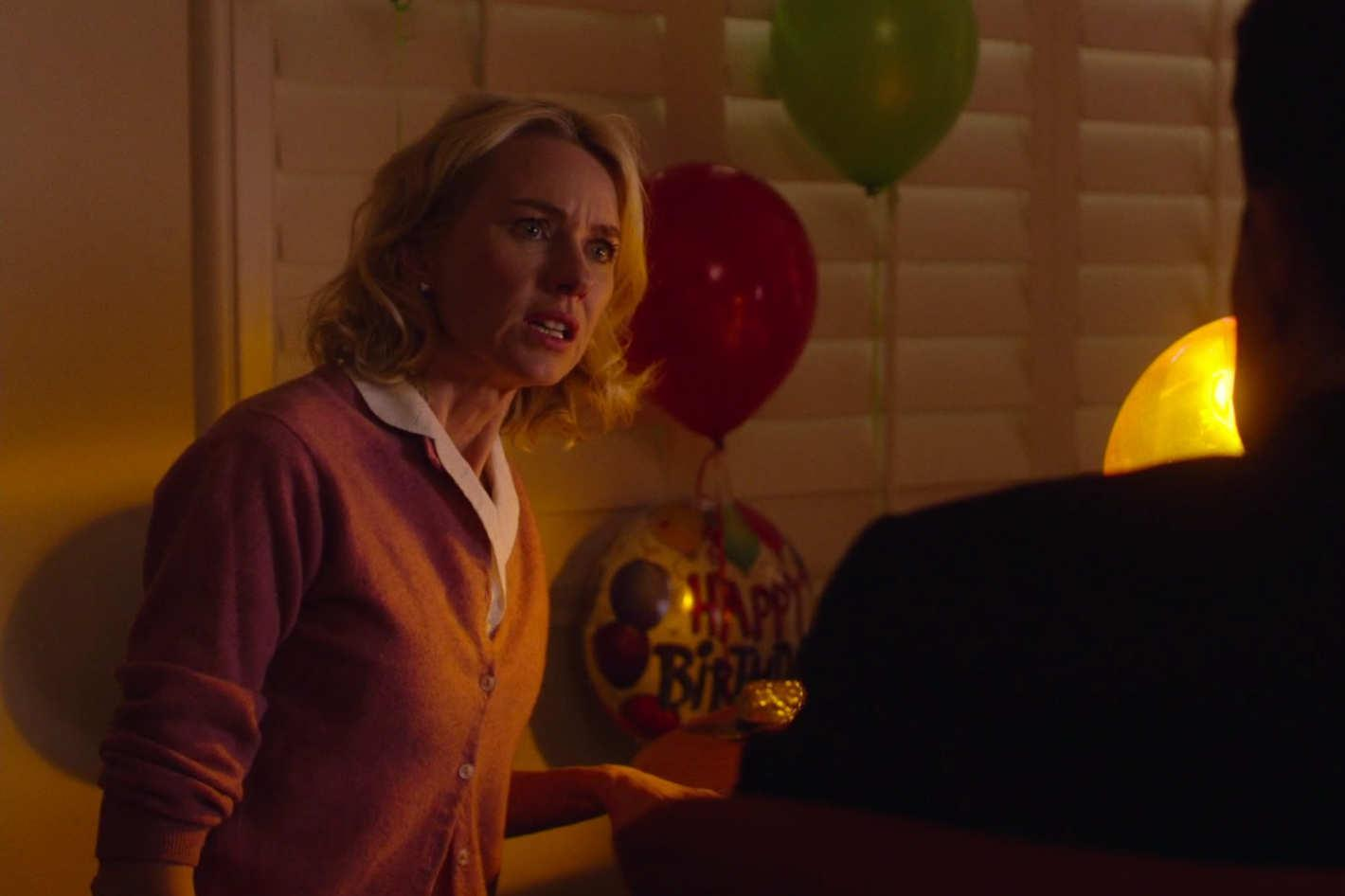 I segreti di Twin Peaks: Naomi Watts in una scena della serie tv