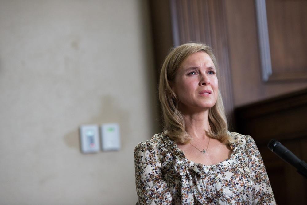 Una doppia verità: Renée Zellweger in una scena del film