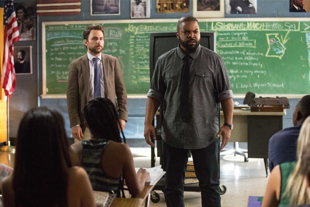 Botte da prof.: Charlie Day e Ice Cube in una scena del film