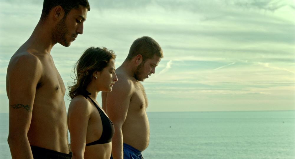 Corniche Kennedy: Lola Creton, Kamel Kadri e Alain Demaria in un momento del film