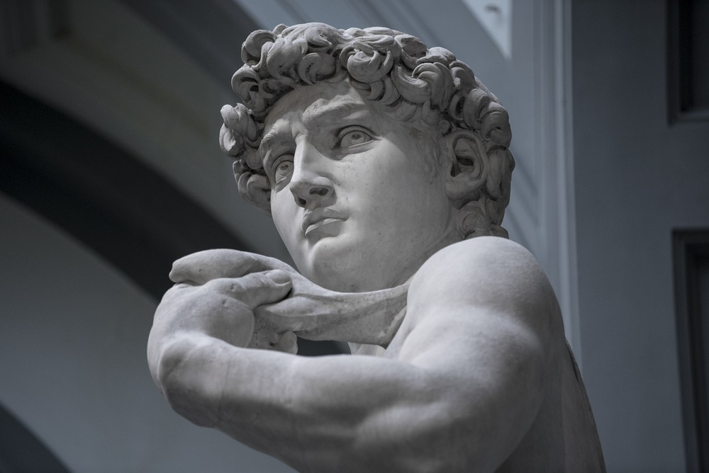 Michelangelo - Amore e Morte: un momento del documentario