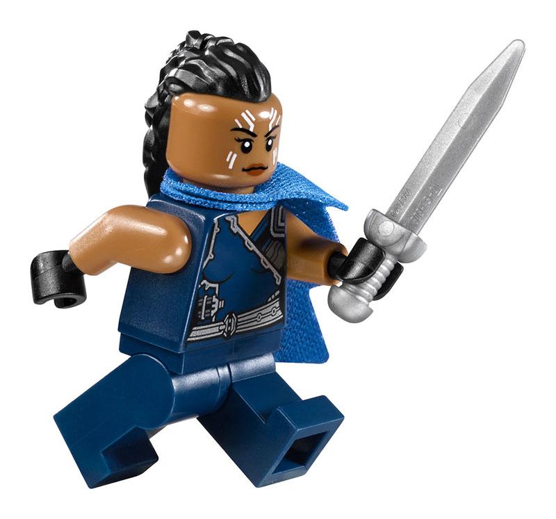 Thor: Ragnarok, una foto del set LEGO