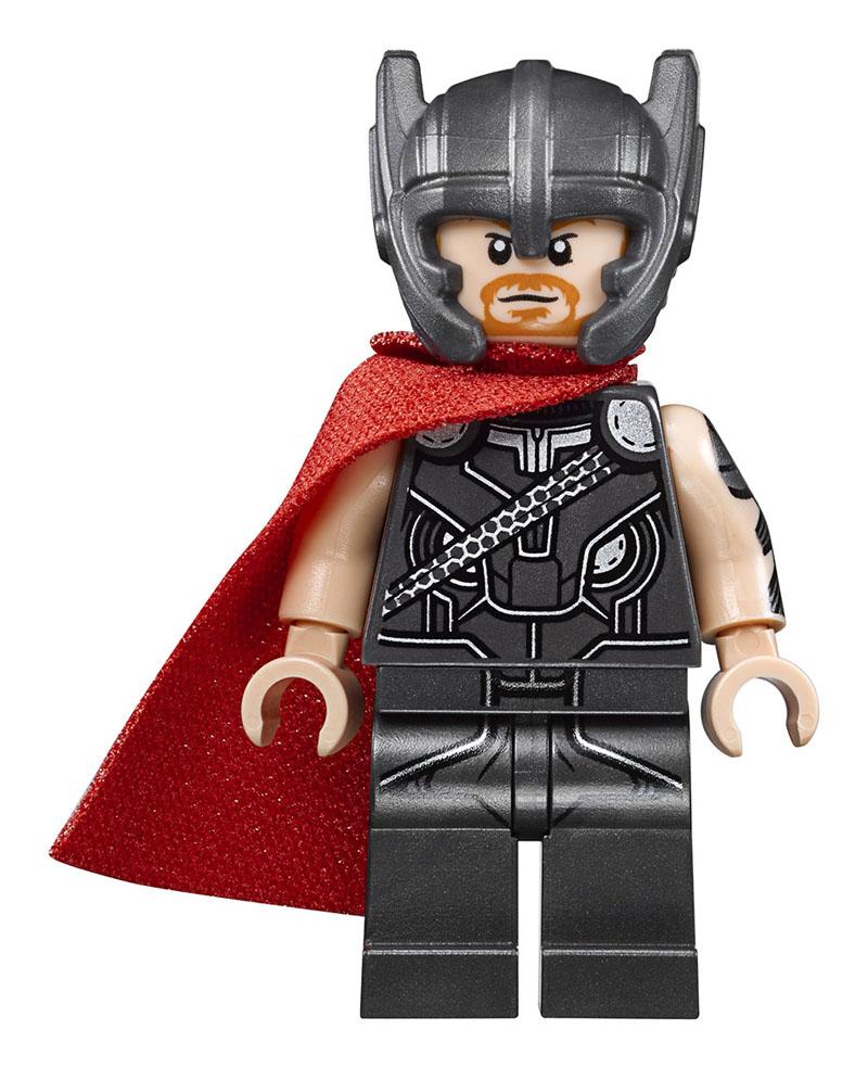 Thor: Ragnarok, una foto di Thor dal nuovo set LEGO
