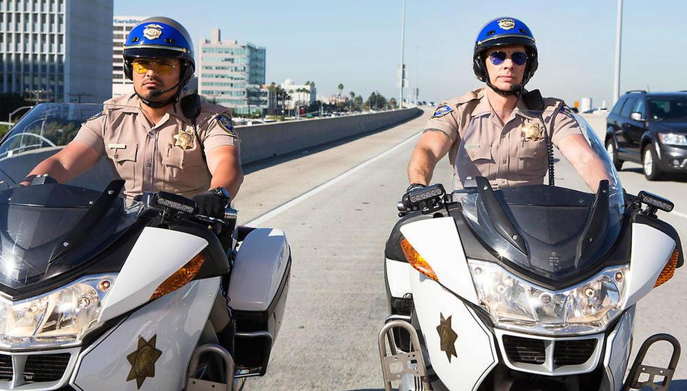 CHIPS: Dax Shepard e Michael Pena nella prima foto ufficiale