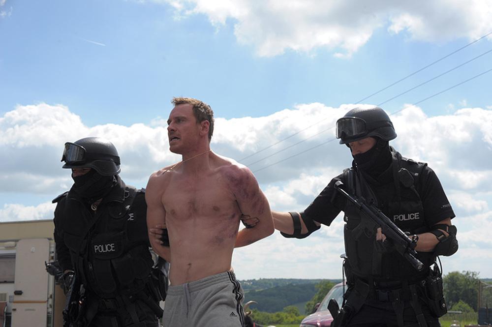Codice criminale: Michael Fassbender in un momento del film