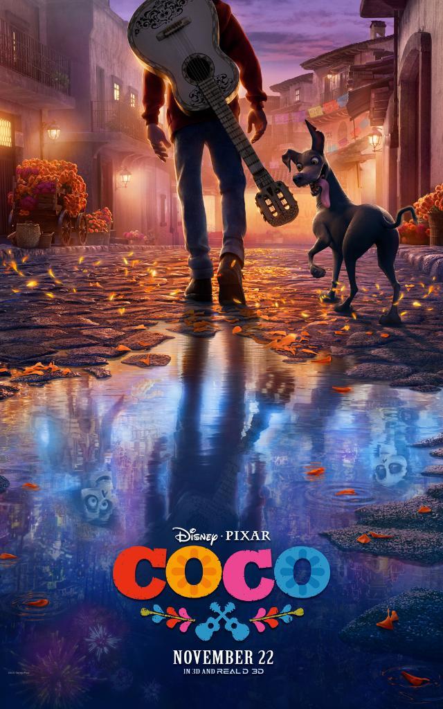 Coco: un nuovo poster del film animato