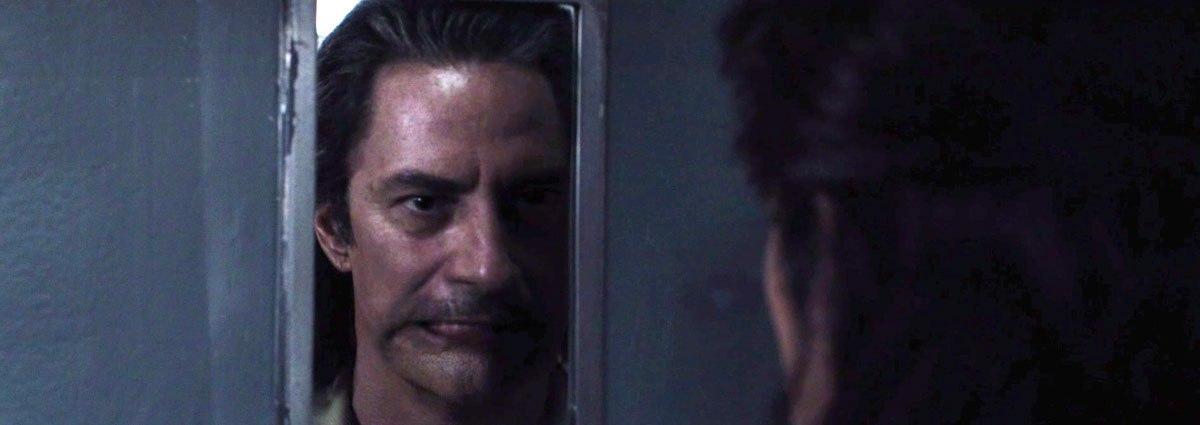 Twin Peaks: Kyle MacLachlan si trasforma in Bob
