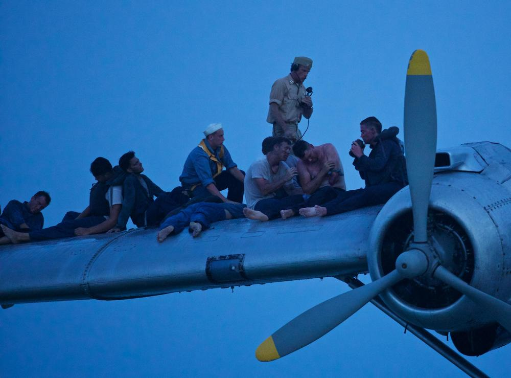 USS Indianapolis: una scena del film