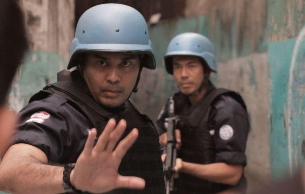 Metro Manila: un momento del film