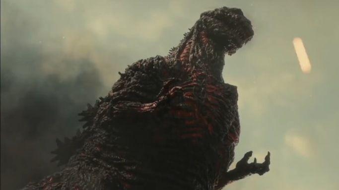 Shin Godzilla: un momento del film