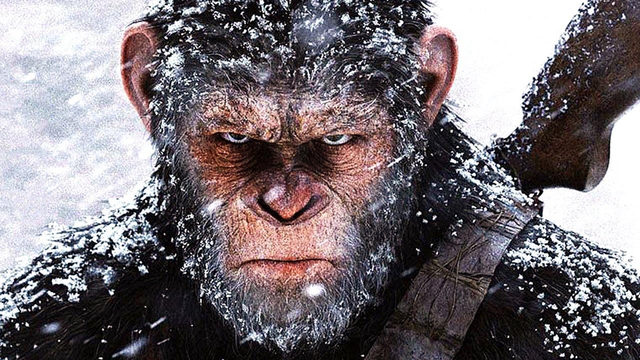 The War - Il pianeta delle scimmie: un momento del film