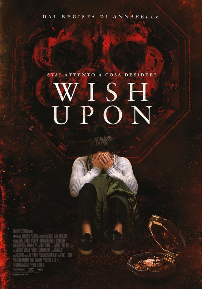 Locandina di Wish Upon