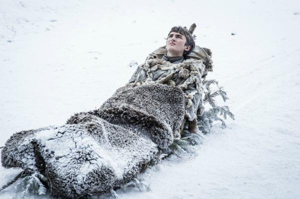 Il Trono di Spade: Isaac Hempstead-Wright in una foto della settima stagione