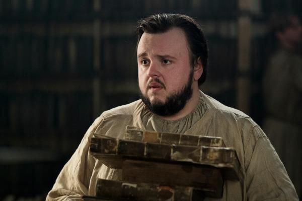 Il Trono di Spade: John Bradley in una foto della settima stagione