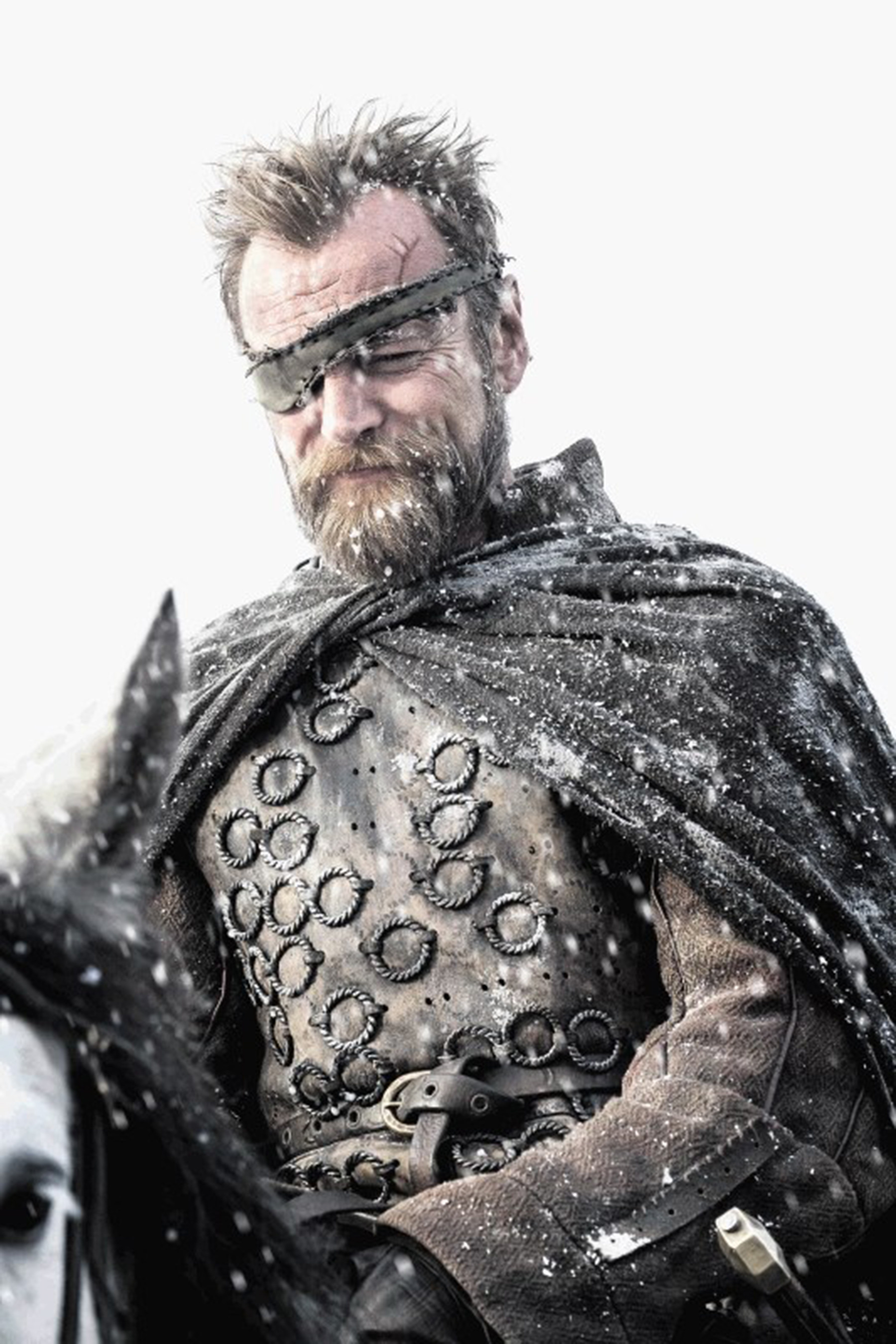 Il Trono di Spade: Beric in una foto della settima stagione