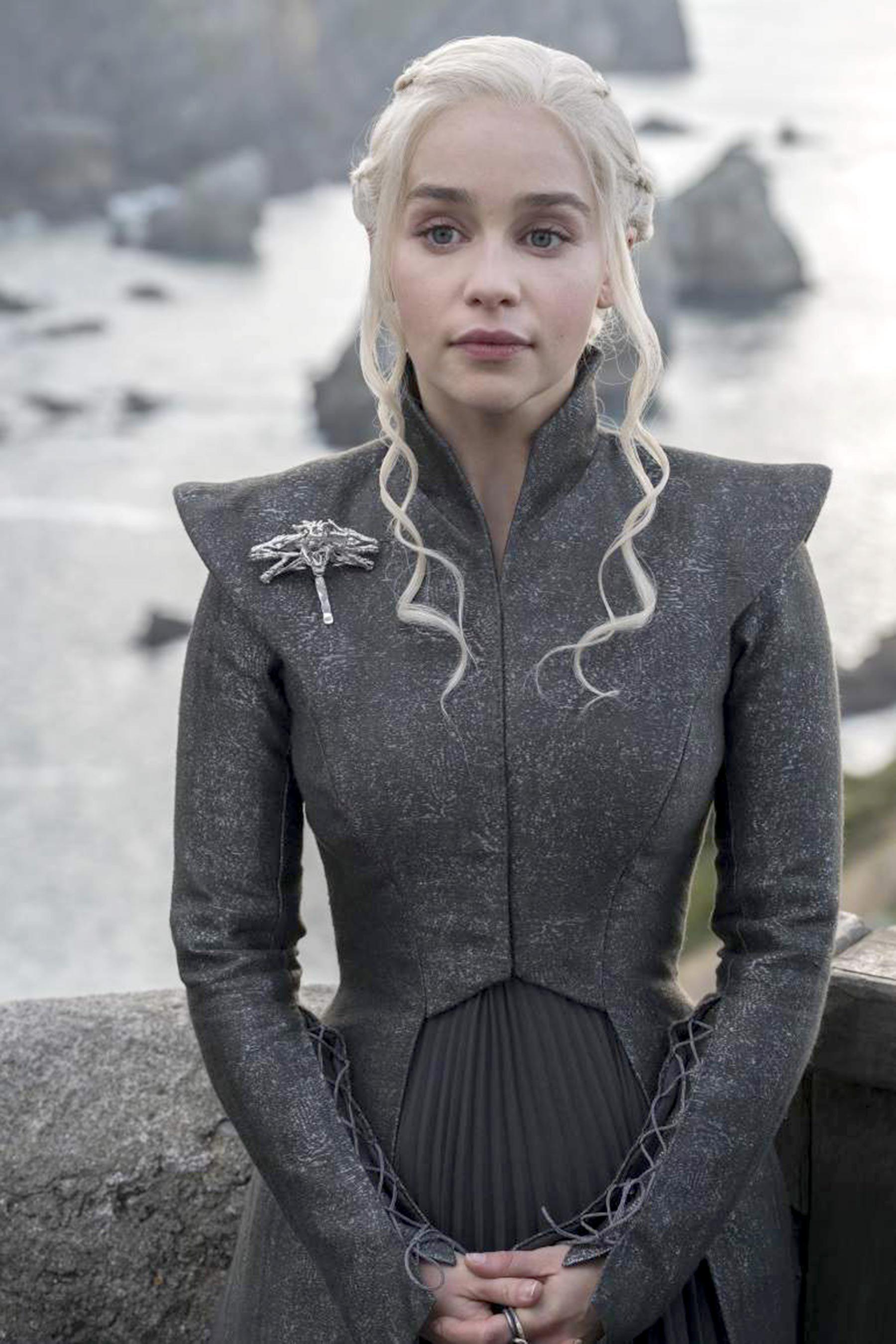 Il Trono di Spade: una foto di Daenerys