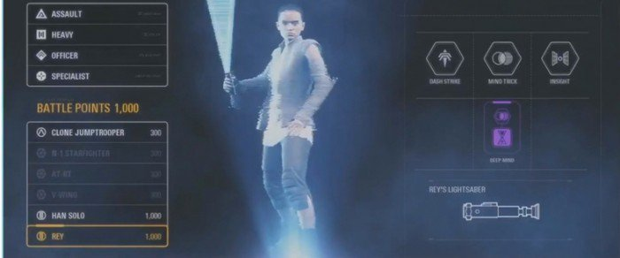 StarWars: Battlefront II, un'immagine leaked del videogame potrebbe anticipare una sequenza di Star Wars: Gli Ultimi Jedi