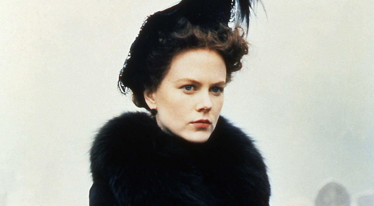 Ritratto di signora: Nicole Kidman in un momento del film