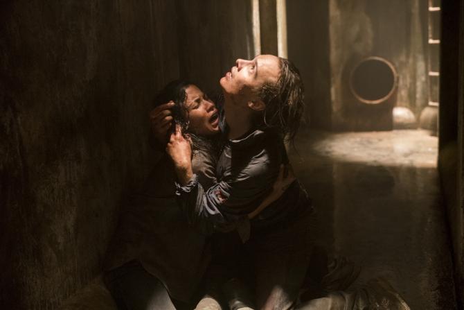 Fear the Walking Dead: una scena angosciante della terza stagione
