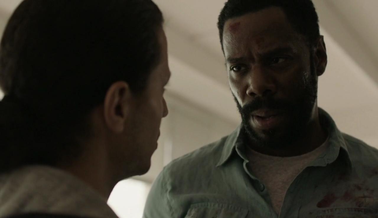 Fear the Walking Dead: un momento della terza stagione
