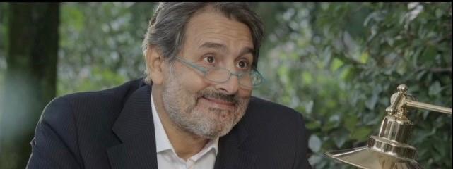 Girotondo: Massimiliano Buzzanca in una scena del film