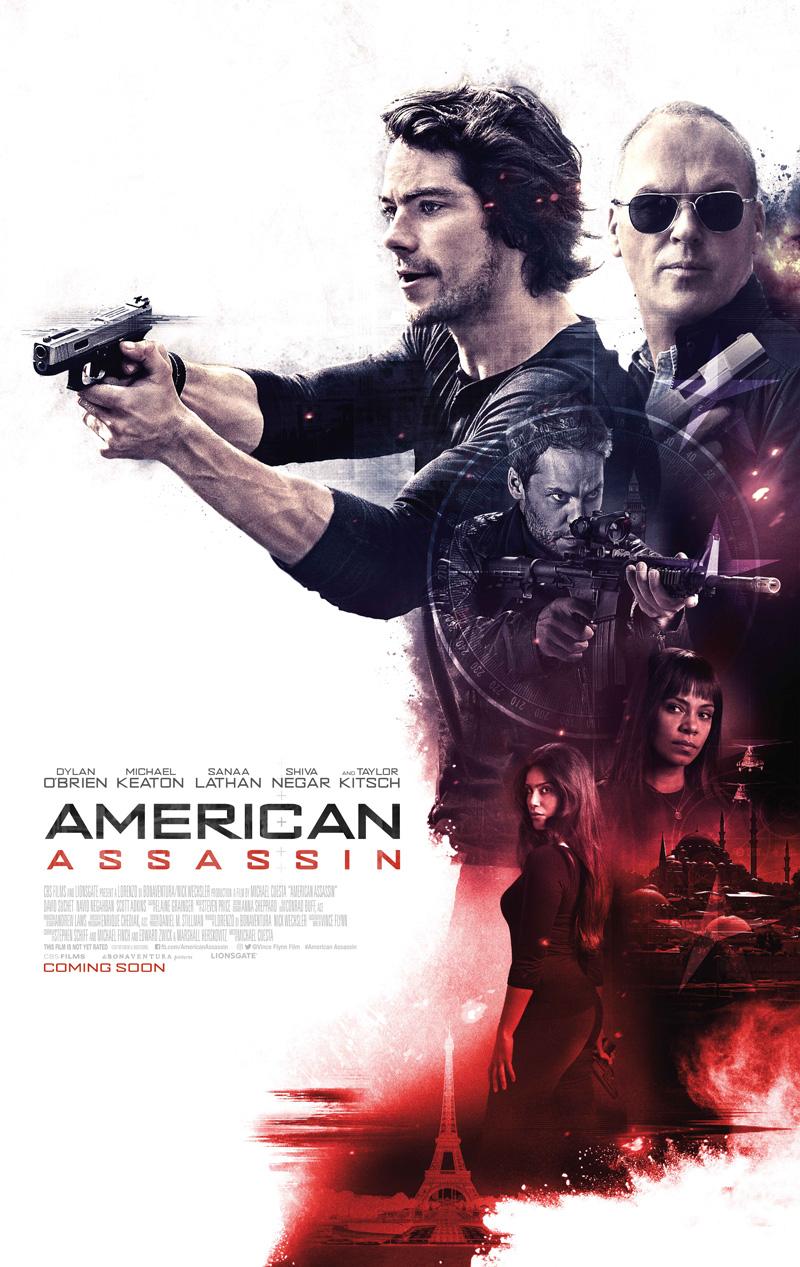 American Assassin: la nuova locandina