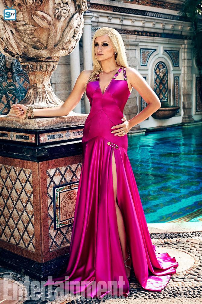 American Crime Story: Penelope Cruz interpreta Donatella Versace
