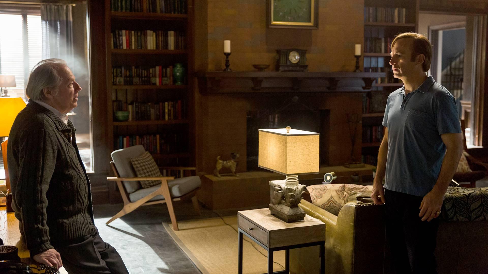 Better Call Saul 3: Bob Odenkirk e Michael McKean nel finale di stagione