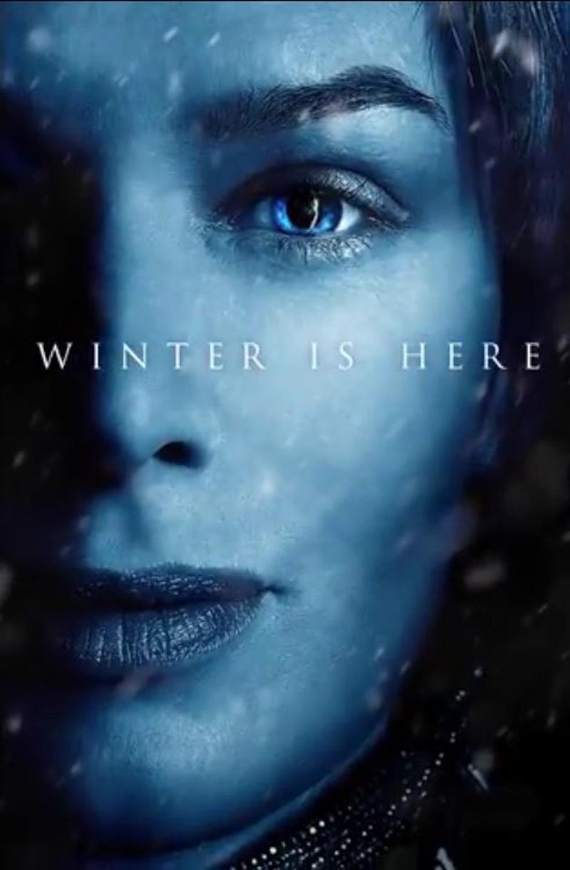 Il Trono di Spade: il character poster di Cersei