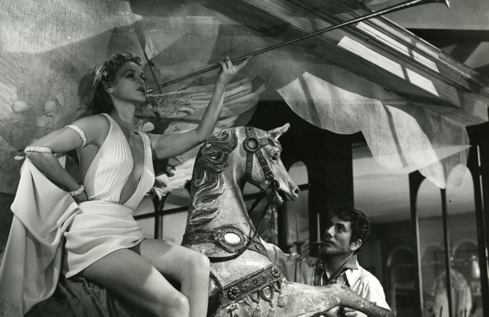 Il piacere: un'immagine del film