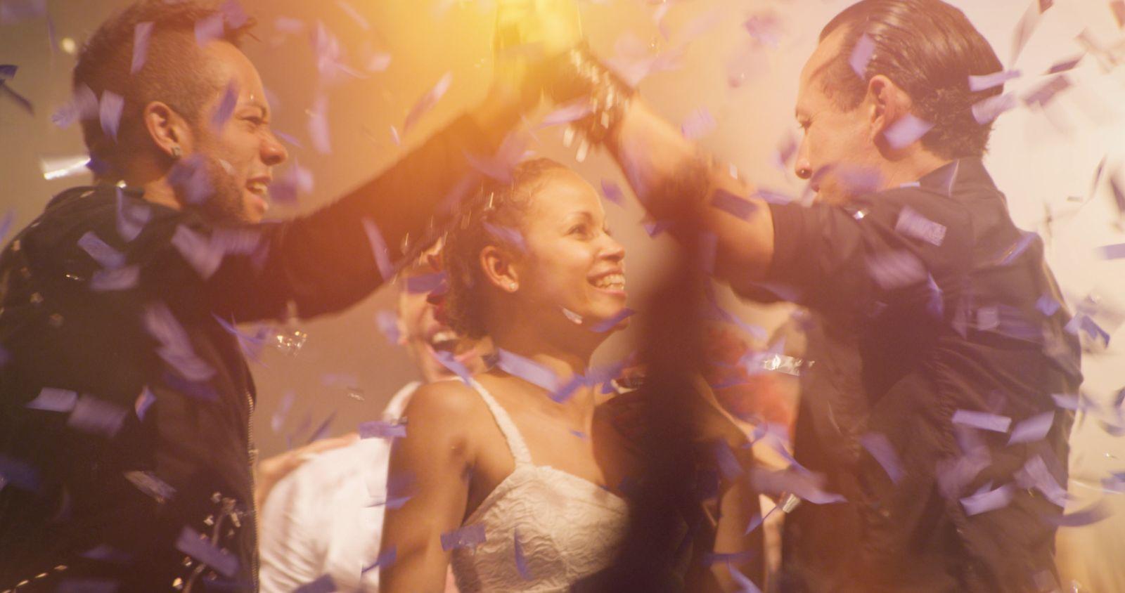 The Latin Dream: un'immagine del film
