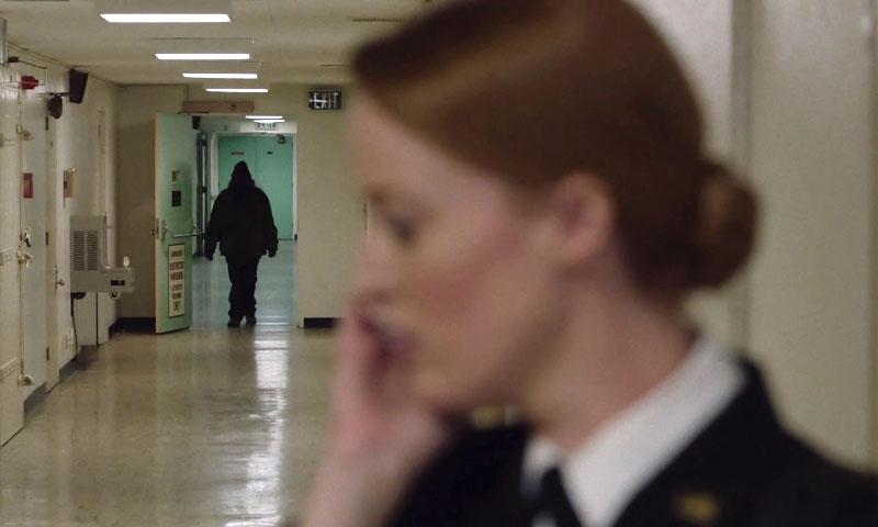 I segreti di Twin Peaks: una scena dell'episodio 7