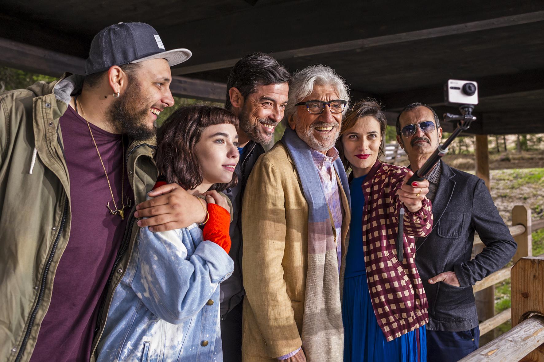 Il Premio: il cast del nuovo film di Gassmann