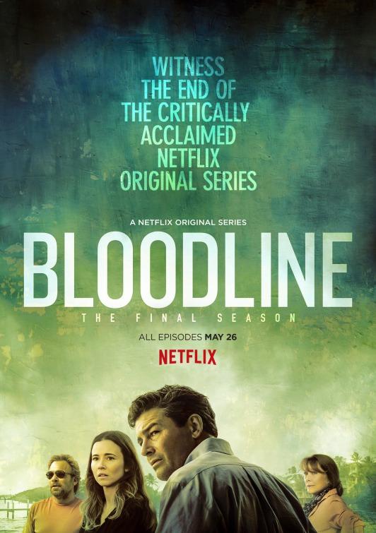 Bloodline: la locandina dell'ultima stagione